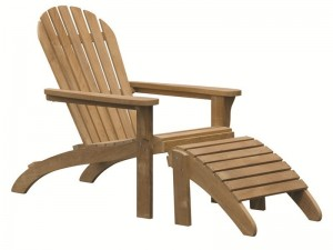 Teak_adirondack_chair_with_footrest