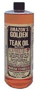 Teak Oil Amazons