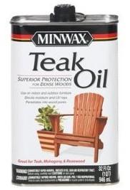 Teak Oil Minwax